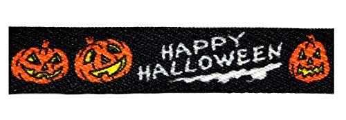 Foot Galaxy 45 Halloween Pumpkin Printed Shoe Laces
