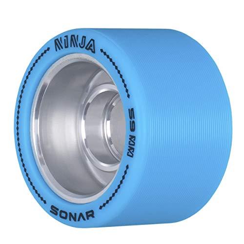 Sonar Wheels - Ninja - Agile Roller Skate Wheels