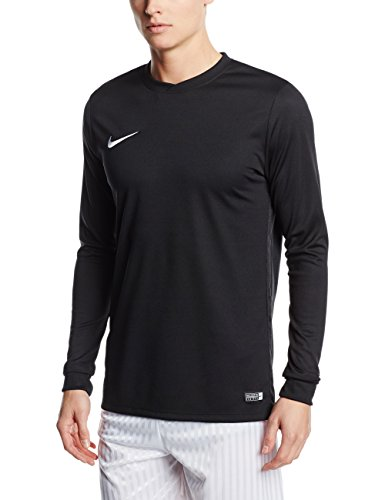 59c0a16d2 Nike Long-Sleeved Men s Park VI Jersey  Amazon.co.uk  Sports   Outdoors
