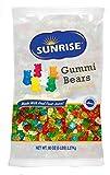 Sunrise Gummi Bears, 5 Pound -- 6 per case.