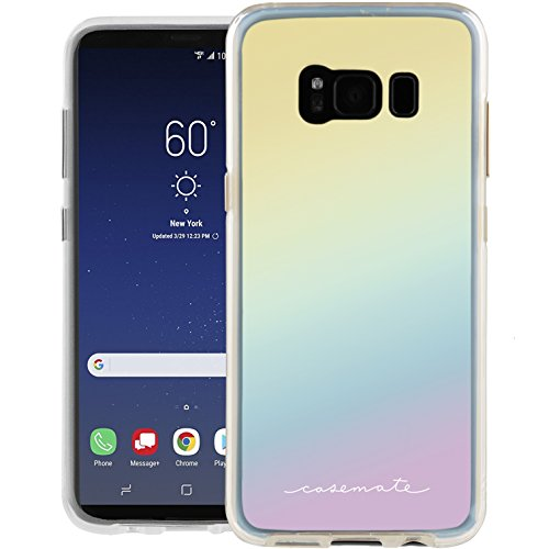 Price comparison product image Case-Mate Samsung Galaxy S8 Case - NAKED TOUGH - Iridescent