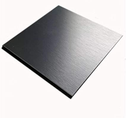 LOKIH Stainless Steel Sheet Suitable for Manufacture All Kinds of Deep Drawing And Bending Force Components,0.5mmx100mmx300mm
