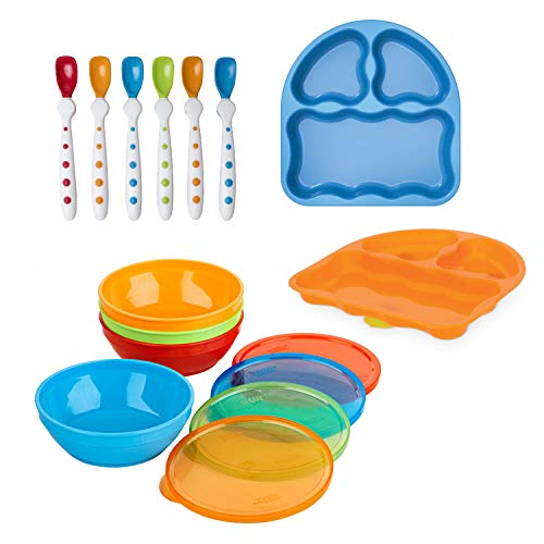 Nuk 12 Piece Feeding Set