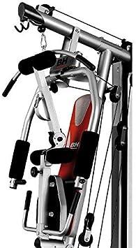 BH Fitness Multiestación Nevada Pro G119AT Titanium by Musculación ...