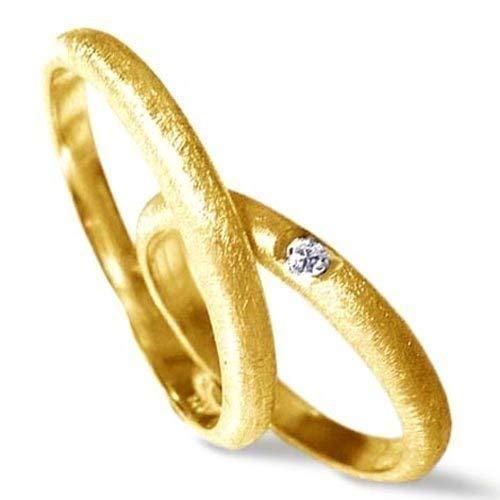 Eheringe Brillant Gold 750 Trauringe Gelbgold Hochzeit Diamant