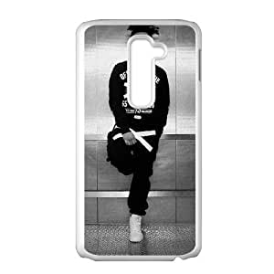 The Weeknd LG G2 Cell Phone Case White G7681743
