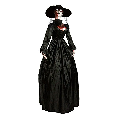 Life Size Animated Witch (Halloween Haunters 80