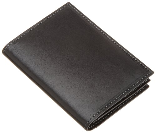 UPC 601396001420, Trafalgar Men's Cortina Gusset Id Card Holder
