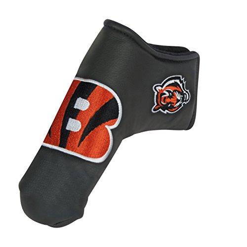 - Team Effort NFL Cincinnati Bengals Black Blade Putter Cover