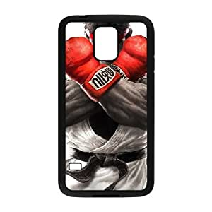 games Street Fighter V Game Poster Samsung Galaxy S5 Cell Phone Case Black Cover protective Skin Shield PJZ003-2297606