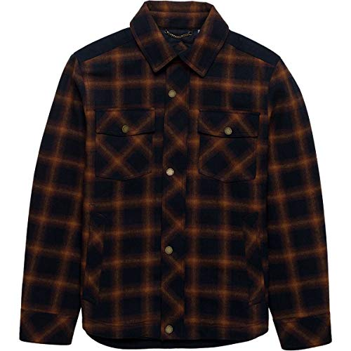 Pendleton Heritage Hood River Flannel Shirt - Men's Copper Plaid, S