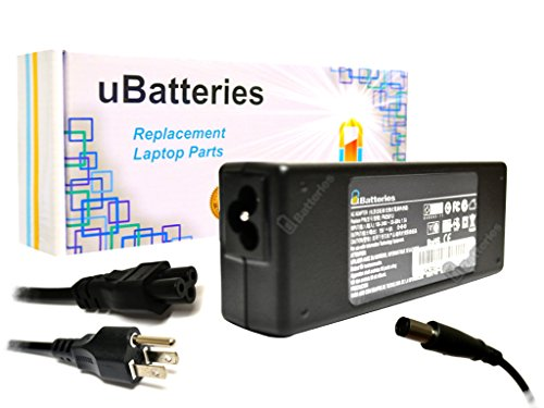 UBatteries 90W AC Adapter Charger Toshiba Tecra A10-055 M11-01J A9-S9015X A2-S119 M4-S335 A11-S3531 M2-S519 M10-S1001 A5-S516 R10-S4402 - (A2 S119 Laptop Ac Adapter)