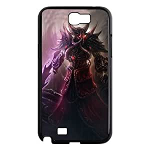 samsung n2 7100 phone case Black Kassadin League of Legends HGH7598503