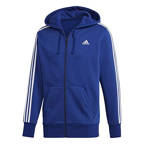 Adidas F17 B Cappuccio Fz Blu Con Sportiva 3s Ink Felpa Uomo Mystery white Ess rBrCqxnS