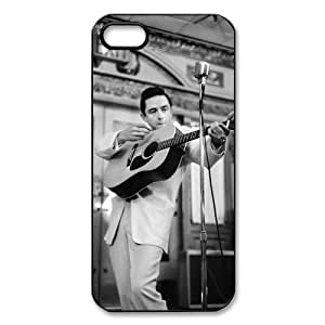 Custom Johnny Cash Cover Case for iPhone 5/5s WIP-3223 by mcsharks