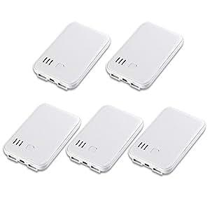 Trademarket : 5x Bater��a externa para iPhone,iPad,iPod,Samsung Galaxy,HTC,No...
