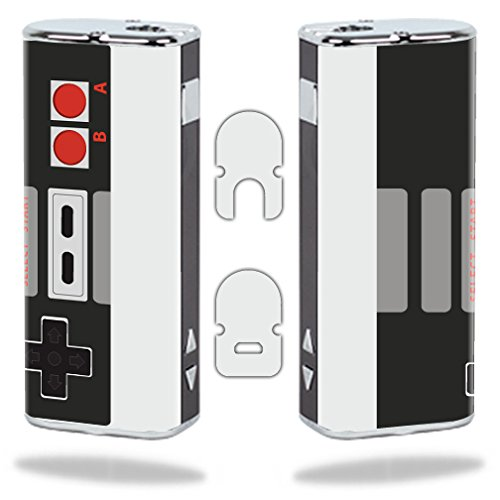 MightySkins Skin For Eleaf iStick – Retro Gamer 3 | Protective, Durable, and Unique Vinyl Decal wrap cover | Easy To Apply, Remove, and Change Styles | Made in the USA