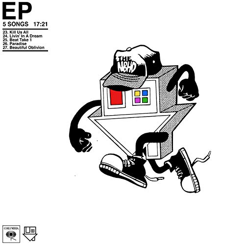 Ever Changing - EP [Explicit]