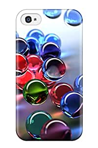 ZippyDoritEduard Case Cover For Iphone 4/4s - Retailer Packaging 3d Bubbles Protective Case