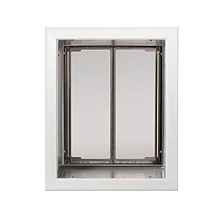 Amazon Plexidor White Dog Door For Wall Mounting Energy