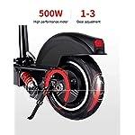 LLPDD-Scooter-Leggero-Pieghevole-Scooter-Elettrico-48V-500W-ad-Alta-velocit-Portatile-motorino-Elettrico-45-kmH-E-Scooter-per-Adulti-e-Ragazzi