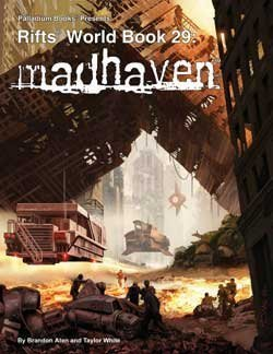 Rifts World Book 29: Madhaven