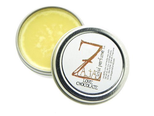 Love Chocolate Solid Perfume by ZAJA Natural - 1 oz