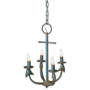 41oRTqDXmdL._SS300_ 100+ Nautical Anchor Decorations and Decor