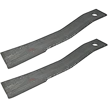 Amazon com: Woods Rotary Cutter Blades Set of Two