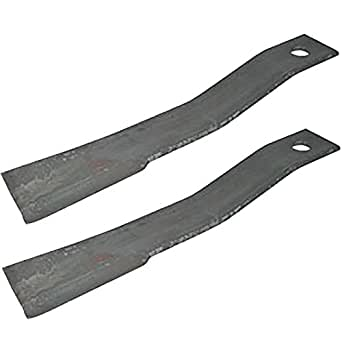 Amazon Com 7556bh Two 2 Mower Blades For Bush Hog Land