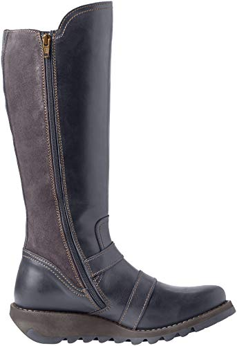 Boots Biker Diesel Fly Suda361fly 003 Diesel Women's Grey London tBvUI