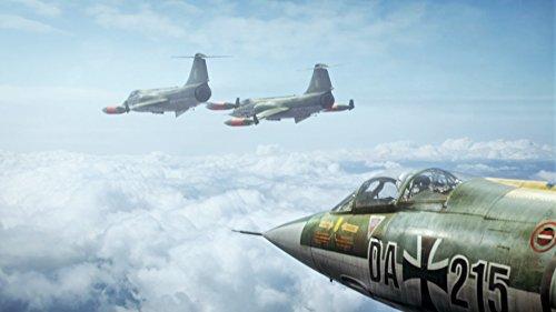 スターファイター 未亡人製造機と呼ばれたF-104
