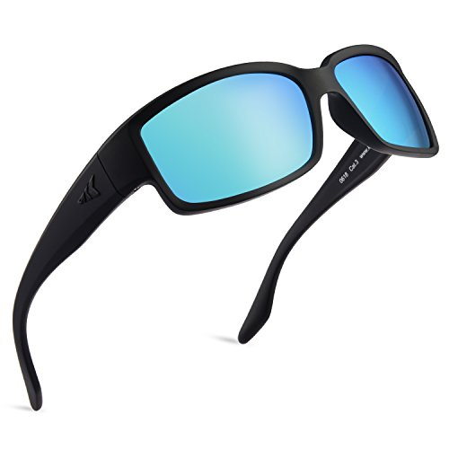 Texas A&m Fan Pull - KastKing Skidaway Polarized Sport Sunglasses for Men and Women,Ideal for Driving Fishing Cycling and Running,UV Protection