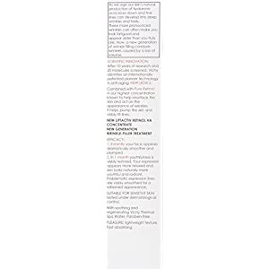 Vichy LiftActiv Retinol HA Concentrate Anti-Aging Serum for Deep Wrinkles,1.01 FL OZ