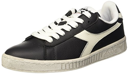 Basso Game Unisex Waxed Diadora Sneaker Collo Low L a n0qW8W6df