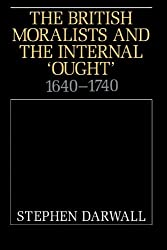The British Moralists and the Internal 'Ought': 1640-1740