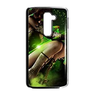 3d girl LG G2 Cell Phone Case Black Tribute gift pxr006-3919543