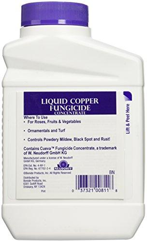 Bonide 811 Copper 4E Fungicide 16oz (473ML) - Buy Online in