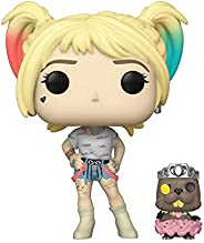Funko Pop! Heroes: Birds of Prey -  Harley Quinn with Beaver, Multicolour