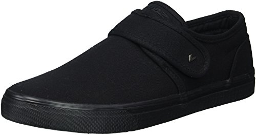 Lugz Men's Voyage II Sneaker, Black, 8.5 D US