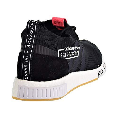 Adidas Uomo Core Black Primeknit Nmd Red flash core Racer Black ZwwqvU