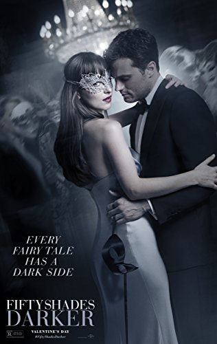 Fifty Shades Darker Poster Limited Print Photo Dakota Johnson, Jamie Dornan #1