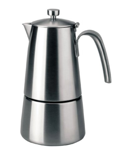 LACOR 62206 EXPRESS CAFFE HYPERLUXE 6 CUPS by Lacor