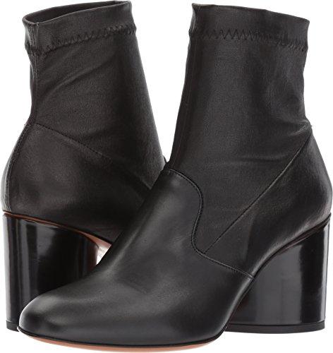 (Robert Clergerie Women's Koss Black Leather Calf 40 M EU)