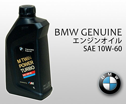 BMW 純正エンジンオイル 10W-60/10W60 M TWIN POWER TURBO 1L缶x12本 B00Z8Q4L0G