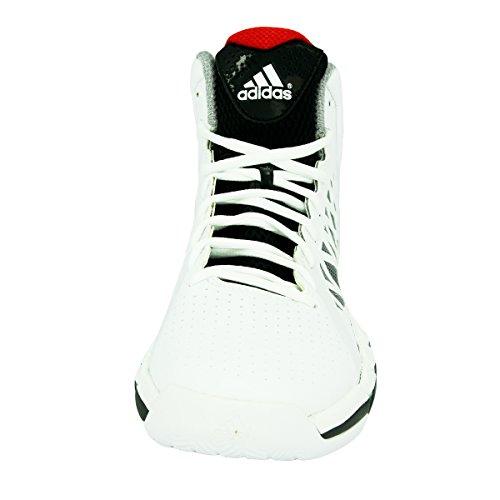 adidas D Rose 773 II G98387 Herren Basketballschuhe Weiss