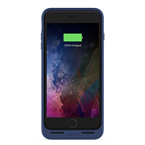 mophie strength Pack Air lean Protective Battery situation for Apple iPhone 7 Plus Blue Batteries