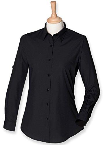 Skinni Fit - Camisas - para mujer negro