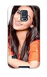 Excellent Design Actress Vidya Balan Phone Case For Galaxy S5 Premium Tpu Case