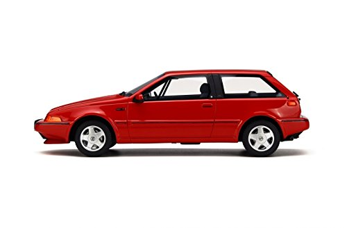 Otto 1/18 Scale resin OT228 Volvo 480 Turbo Red Model Car: Amazon.es: Juguetes y juegos